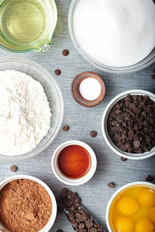 how to make chocolate brownies ingredients