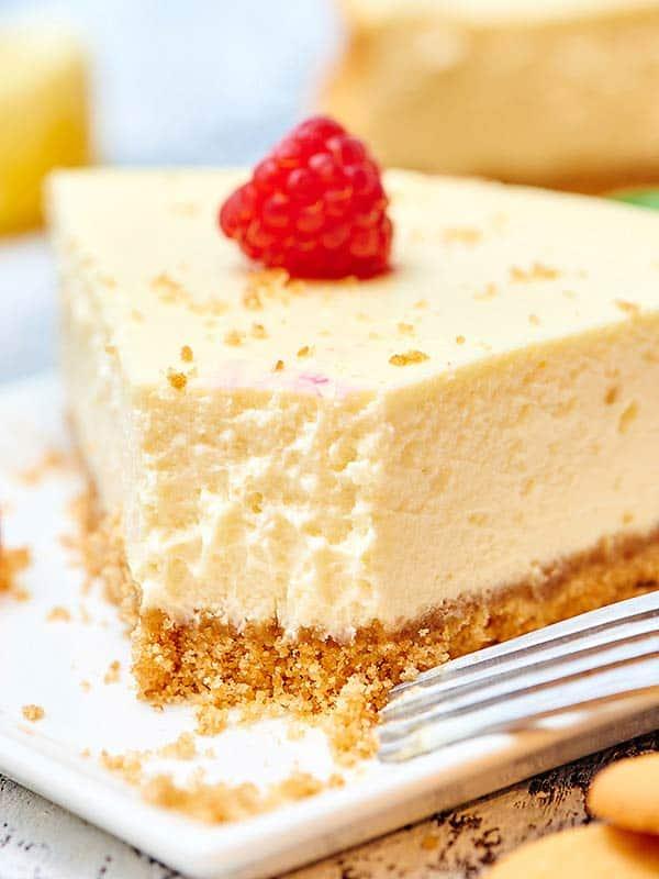Greek Sour Cream Cake