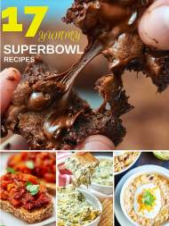 My favorite Super Bowl recipes for 2015! Everything from breakfast - snacks - dessert - drinks…you'll be covered! showmetheyummy.com #superbowl #2015 #recipes #breakfast #snacks #desserts #drinks #healthy #easyrecipes