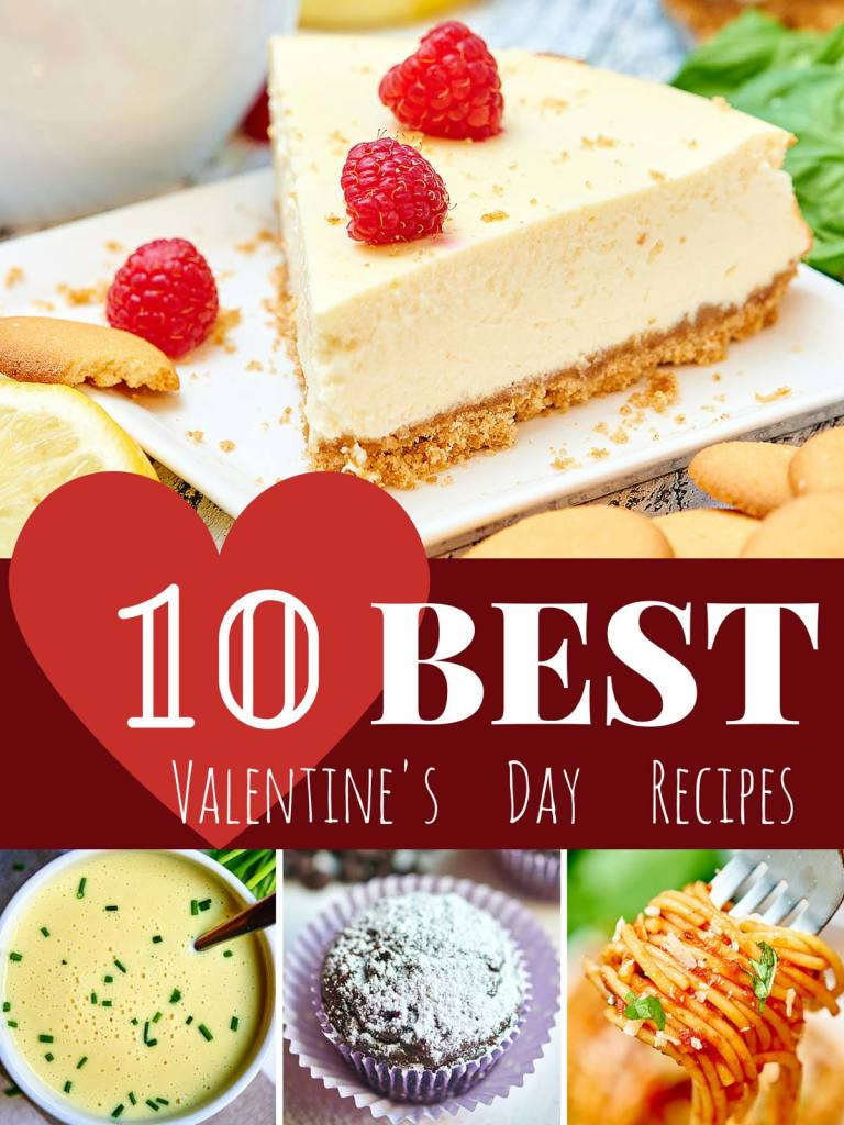 Best valentine 39 s day recipes show me the yummy for Best valentines day meals