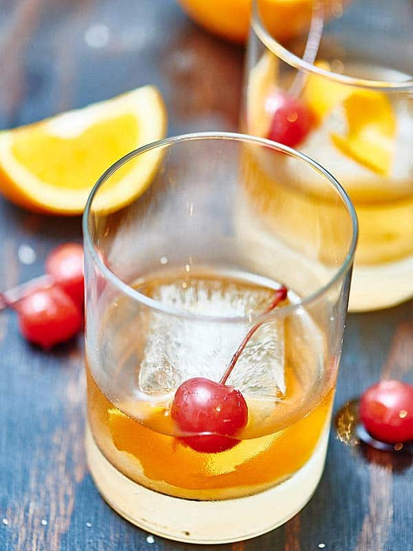 Old Fashioned Drink Recipe Variations
