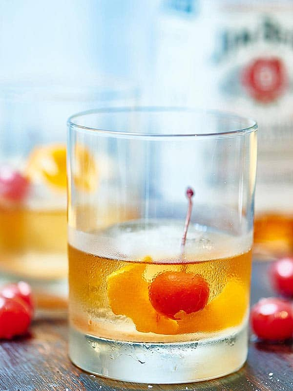 Old Fashioned Cocktail Recipe Classic Whiskey Cocktail