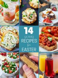 Yummy Easter Recipes 2015: Whether you celebrate Easter or not, today, I've gathered up some great Spring recipes that would be perfect for this Sunday's (or any Sunday's!) Brunch, Appetizers, Dinner, Dessert, and Drinks! showmetheyummy.com #easter #brunch #dinner #appetizer #dessert #drinks #spring