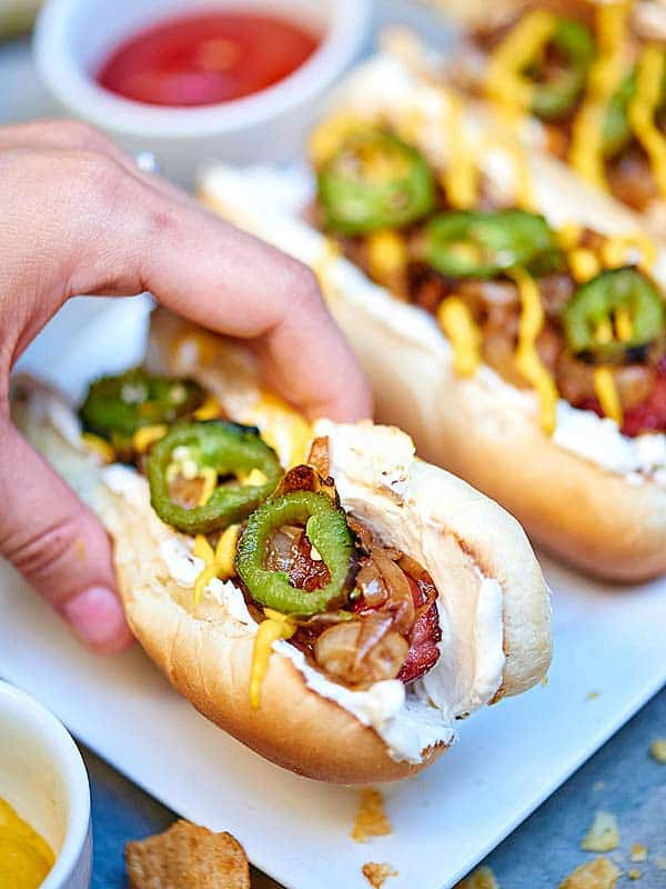 How To Make A Salty Dog Hot Dog