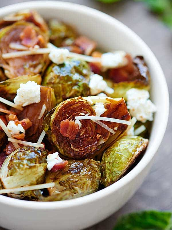 have a confession. This Roasted Brussels Sprouts Recipe is the first ...