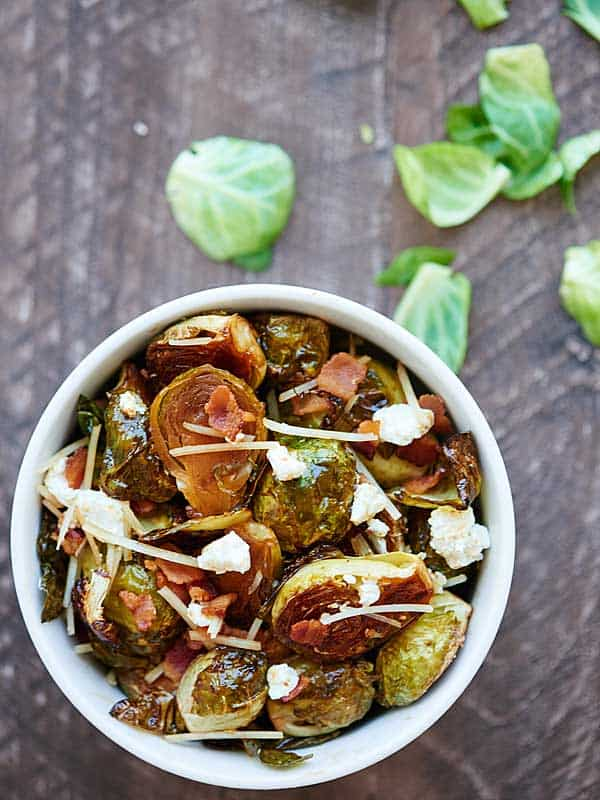 Roasted Brussels Sprouts And Goat Cheese Pizza Recipes — Dishmaps
