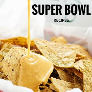 Today I've gathered up my favorite Game Day Treats & Super Bowl Recipes for 2016! Everything from Snacks & Apps, Main Dishes, Desserts, & Drinks! Game on! showmetheyummy.com #superbowlfood #superbowlrecipes