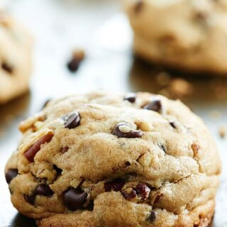 Almond extract chocolate chip cookie recipe