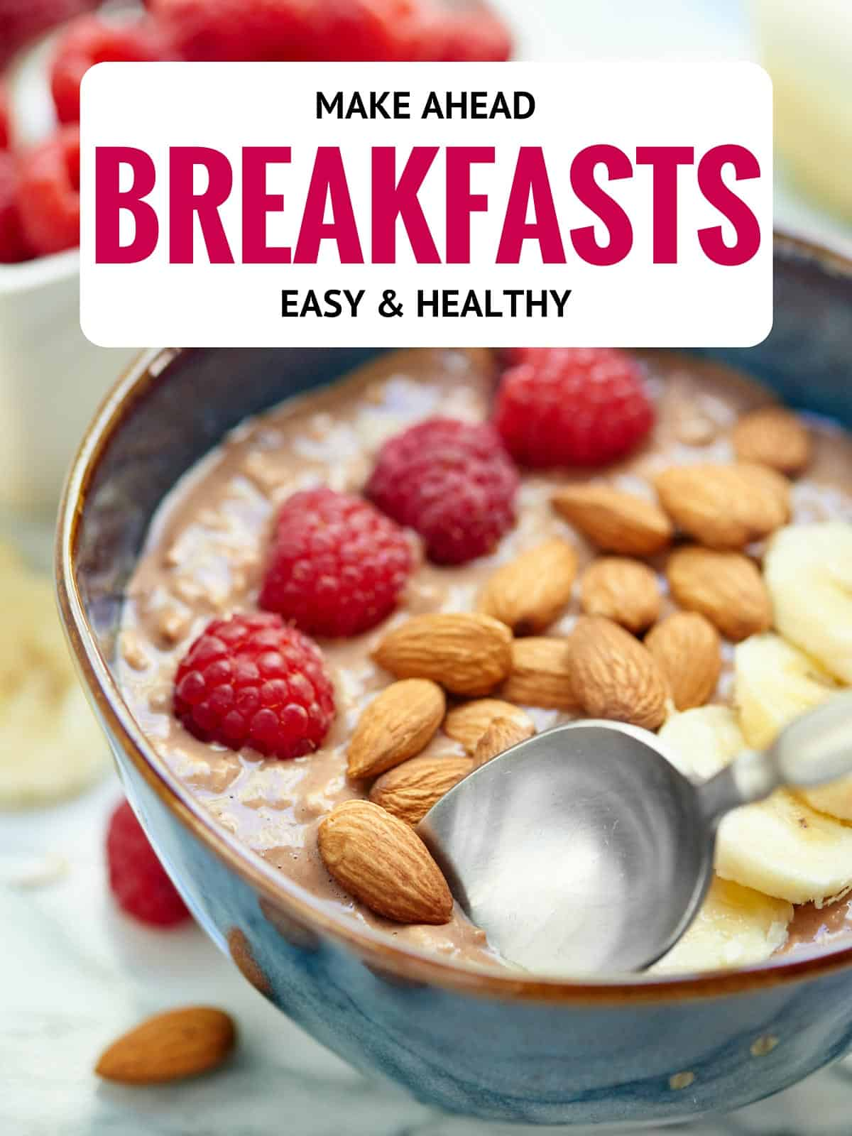 Easy Healthy Make Ahead Breakfast Recipes Show Me The Yummy