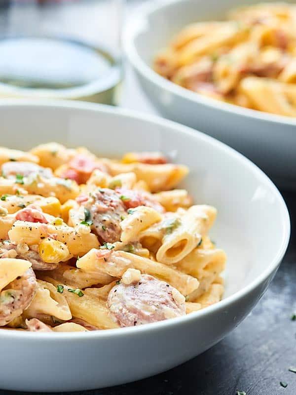 Aidells chicken apple sausage pasta recipes