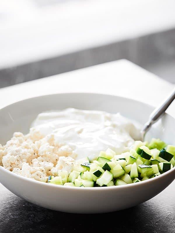 recipe: easy tzatziki sauce greek yogurt [3]..