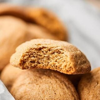 Chewy Ginger Cookies Recipe