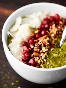 Crockpot Matcha Oatmeal Recipe
