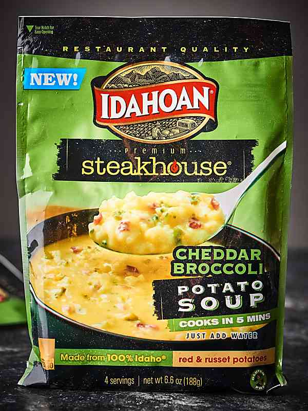 #ad These Parmesan Drop Biscuits are made with a secret ingredient - mayo! - and are ridiculously easy to make and even easier to eat! Especially when paired with a steaming hot bowl of Cheddar Broccoli Potato Soup. showmetheyummy.com Made in partnership w/ @idahoanfoods