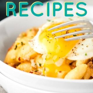 Easy Easter Recipes for brunch, dinner, desserts, and everything in between! showmetheyummy.com