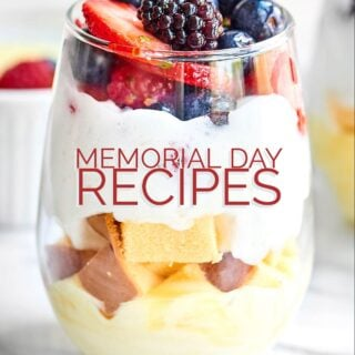 Memorial Day is *almost* here, so I've gathered up all my favorite salads, grilling, dessert, and drink recipes to help us celebrate! showmetheyummy.com