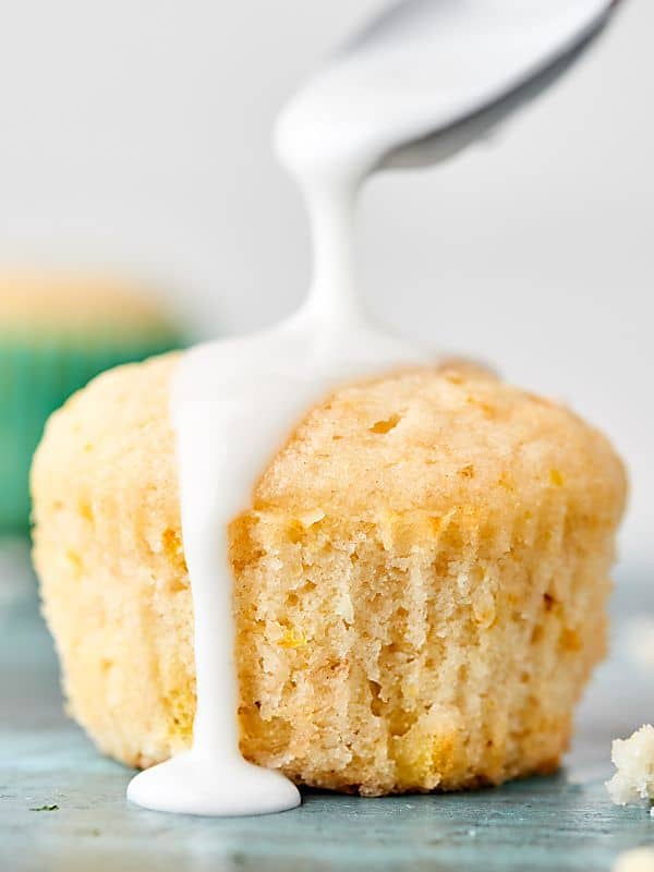 Vegan Coconut Flour Lemon Cake