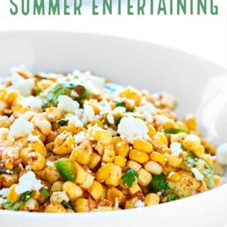 Easy Recipes for Summer Entertaining. Let's spend less time in the kitchen and more time outside together! showmetheyummy.com