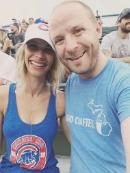 Our first stop on our year long road trip: Chicago! Everything from Italian Beef Sandwiches, to hot dogs, a Cubs game, and more! showmetheyummy.com