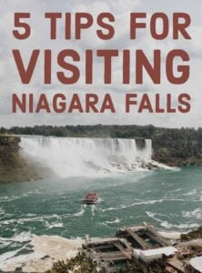 Tips and Tricks for Visiting Niagara Falls