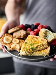 #ad Take the stress out of hosting with these 5 Tips for Hosting an Easy Brunch! showmetheyummy.com Made in partnership w/ @laterrafina #brunch #tips