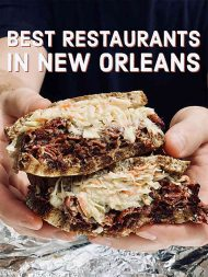 Best Restaurants in New Orleans! A list of all our favorite eats while we were vacationing in NOLA. showmetheyummy.com #travel #neworleans
