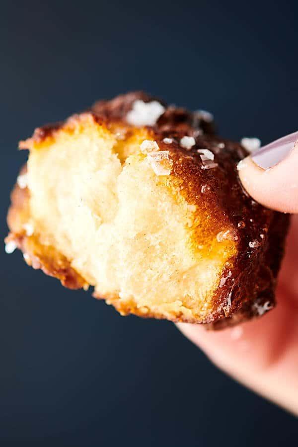 Homemade Air Fryer Pretzel Bites Recipe