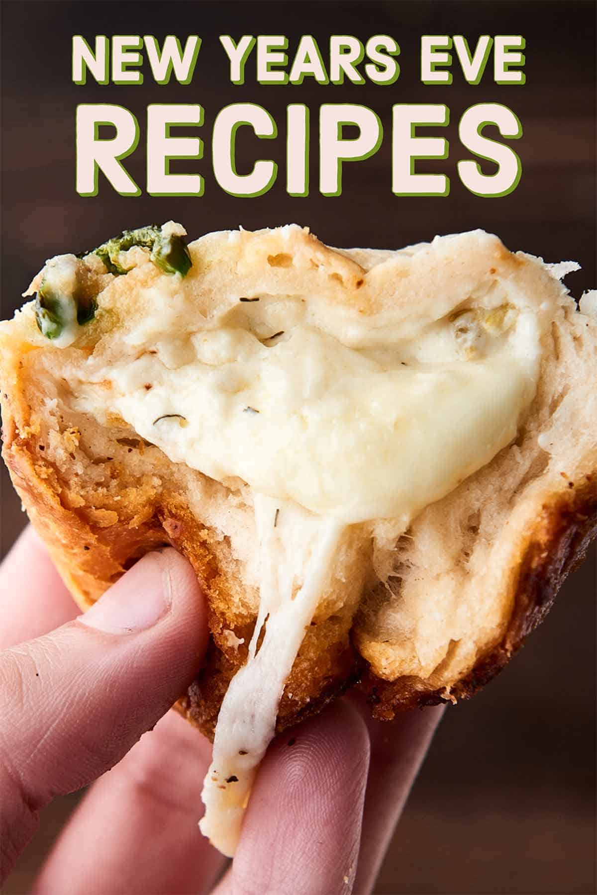 Easy New Years Eve Recipes 2018 Show Me The Yummy