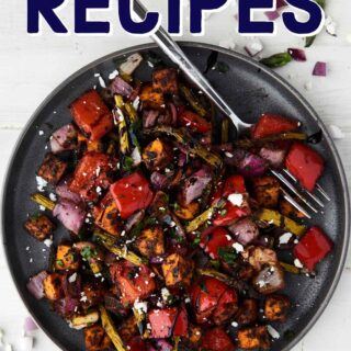 Easy Healthy Recipes 2019. Recipes for breakfast, lunch, snacks, sides, dinner, and even dessert! All quick, easy, meal prep friendly, can be made in advance, and of course, delicious! showmetheyummy.com #healthy #recipes