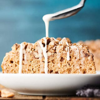 Whole Grain Pancake Coffee Cake Recipe