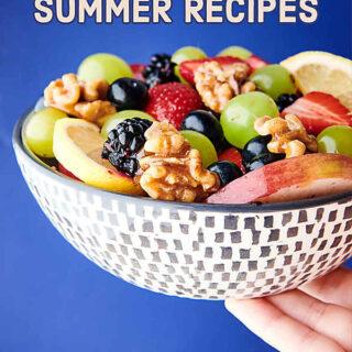 25 Easy No Cook Summer Recipes