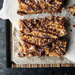 easy granola bar recipe horizontal