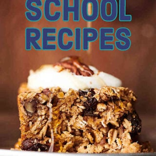 Easy Back to School Recipes 2019