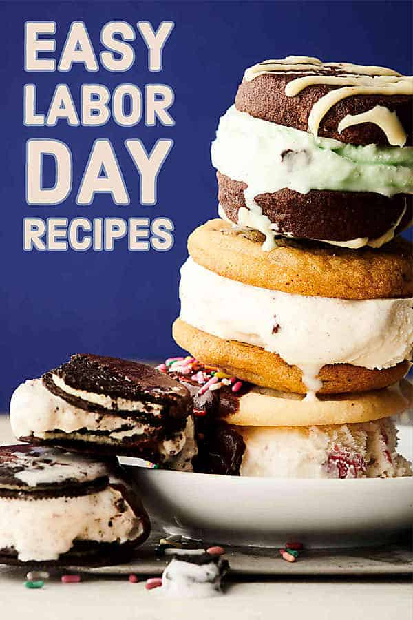 easy labor day recipes 2019