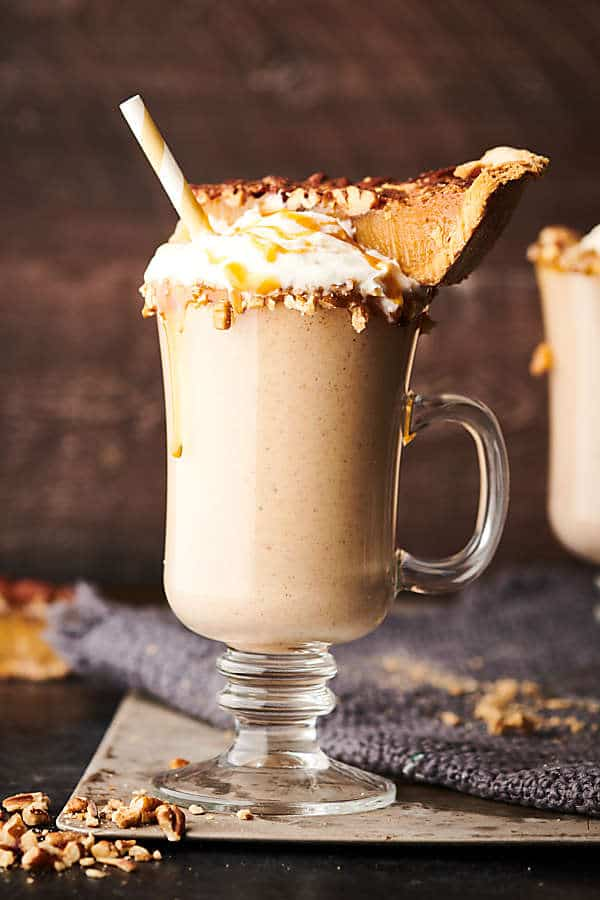 Pecan Pie Milkshake