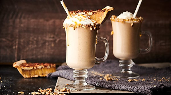 pecan pie milkshake horizontal