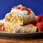 breakfast burritos horizontal