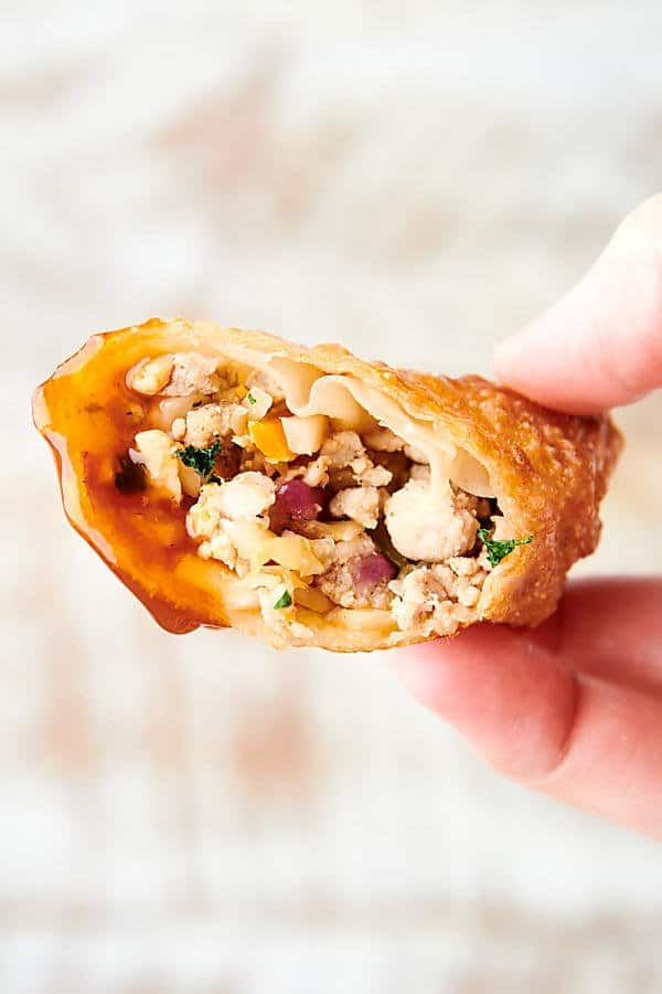 Egg Roll Recipe With Ground Pork 30 Minute Recipe