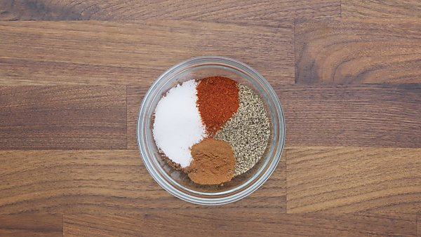 jerk seasonings in small mixing bowl