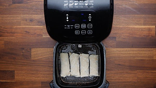 egg rolls in air fryer