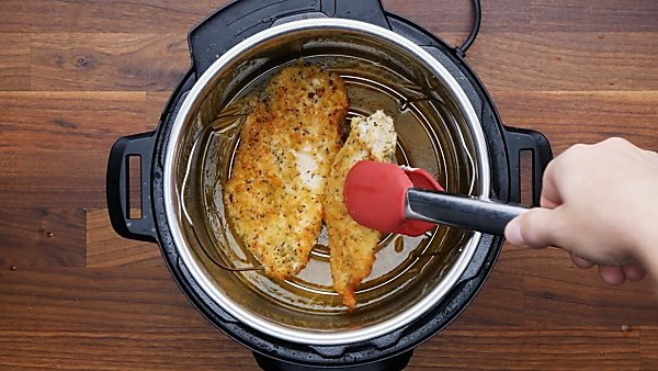 chicken and spaghetti in instant pot